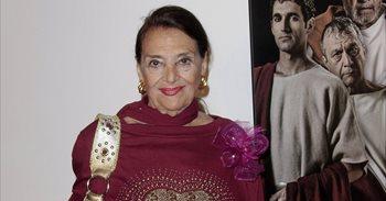 """El mundo del cine y la música despide a Nati Mistral: """"La gran dama del teatro español"""""""
