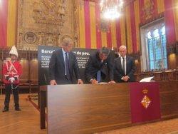 Iceta i Albiol acusen a Forn de distingir entre víctimes catalanes i espanyoles (EUROPA PRESS)
