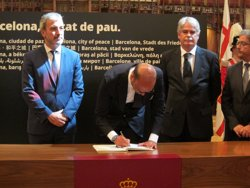 Itàlia diu que la defensa de la llibertat prevaldrà sempre (EUROPA PRESS)