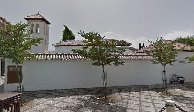 Mezquita mayor Granada