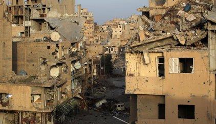 Un ataque de la aviación rusa sobre Deir Ezzor se salda con más de 200 milicianos de Estado Islámico muertos