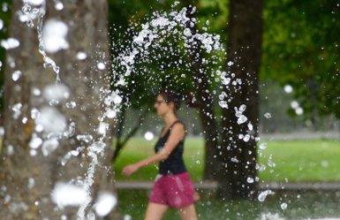 Un total de 37 províncies en alerta aquest dilluns per altes temperatures (EUROPA PRESS)