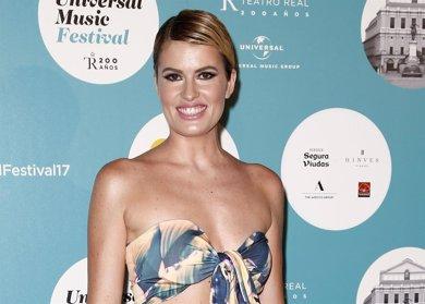 El desnudo más sexy de Adriana Abenia que revoluciona la red