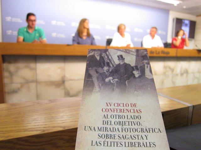 Presentación jornada Sagasta