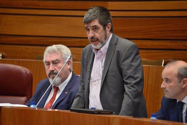 Valladolid.- El procurador Manuel Mitadiel
