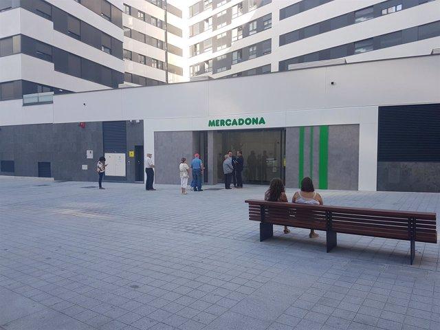 Mercadona Inaugura Su Nuevo Modelo De Tienda Eficiente En La Avenida Sancho El F