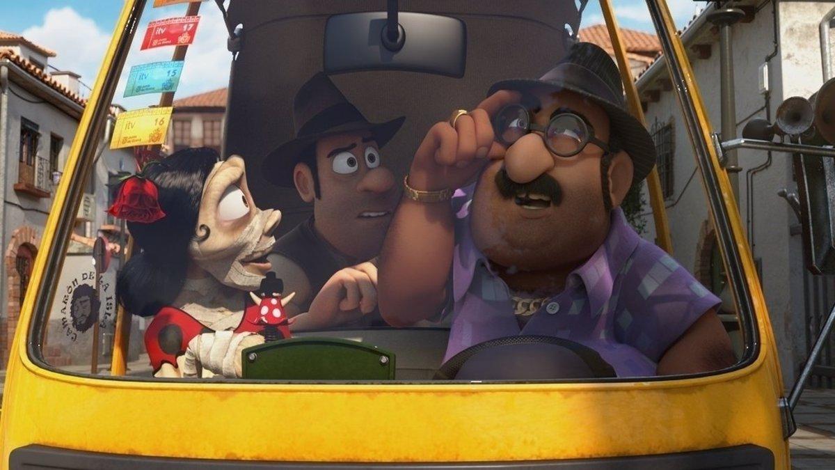 El Gran Reto De Tadeo Jones 2 Crear La Mejor Escena De Acción Rodada En España