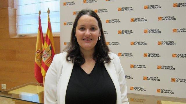 La directora del IAM, Natalia Salvo
