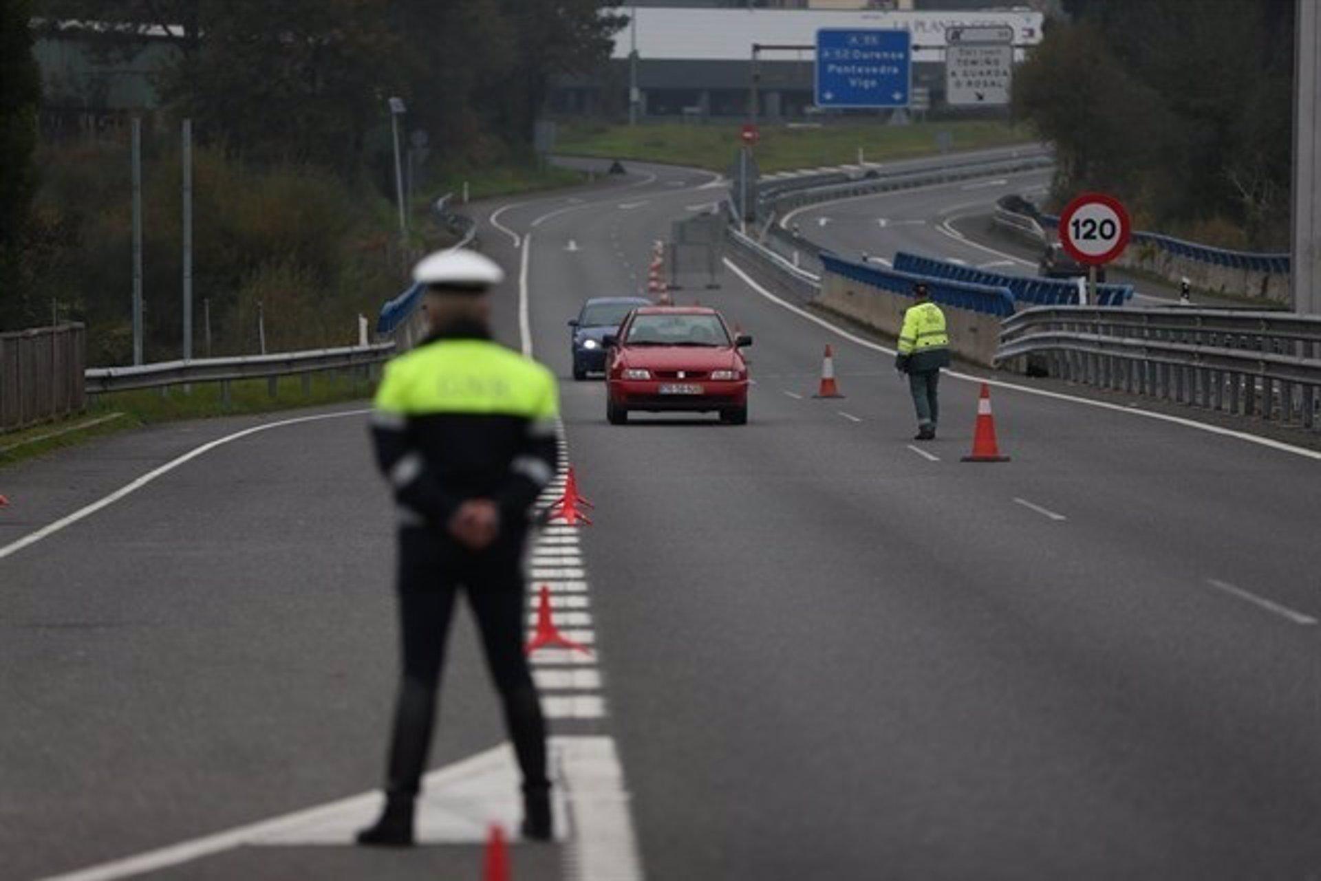 La DGT intensificará durante esta semana los controles de vigilancia sobre velocidad en vehículos