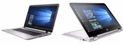 HP presenta la seva gamma de portàtils, convertibles i impressores (HP)