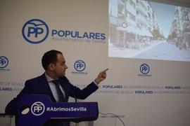 """PP afirma que Sevilla está """"incumpliendo objetivos medioambientales básicos"""" y pide """"más"""" proyectos sostenibles"""