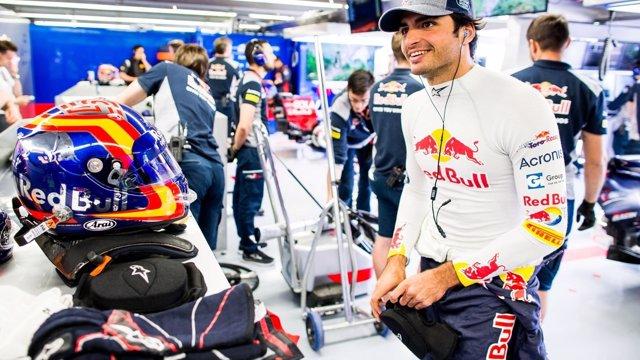 Carlos Sainz al Canadà (Toro Rosso)