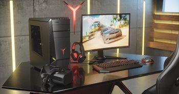 Lenovo presenta las nuevas torres de su familia 'gaming' Legion