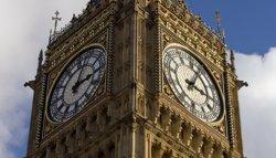El Big Ben fa les últimes campanades abans de les obres (UNIVERSIDAD DE LEICESTER)