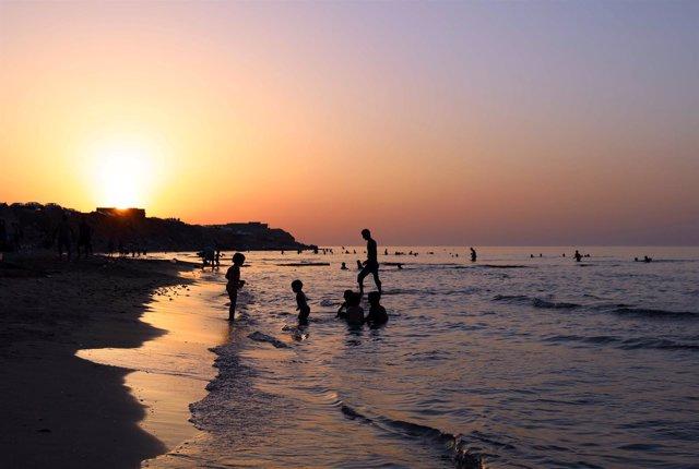 Playa de Trípoli