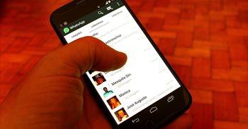 Cómo crear accesos directos de las conversaciones de WhatsApp en tu móvil