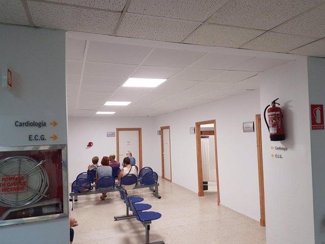 Mejoras en el hospital de Puerto Real