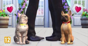 Los Sims 4 lanzará su expansión Perros y Gatos en noviembre, con mascotas y veterinarios como profesión