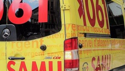 Tres morts en un accident de trànsit a Sa Pobla (Mallorca) en xocar un camió i tres turismes