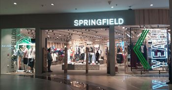 Springfield (Cortefiel) impulsa su expansión internacional con su desembarco en Eslovenia