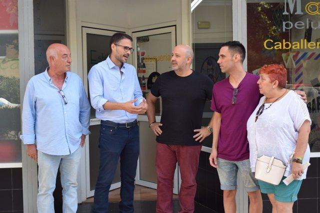 Psoe De Andalucía: Audios Y Fotografía José Carlos Durán Málaga 220817
