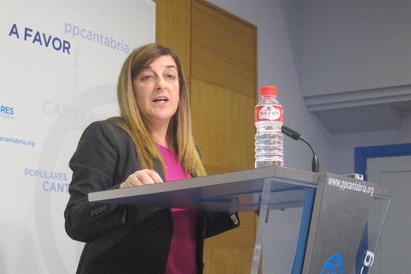 """El PP denuncia la """"caótica situación"""" de la sanidad pública de Cantabria"""