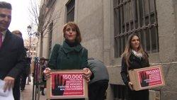 Juana Rivas està detinguda per la Policia i a l'espera de declarar davant el jutge (EUROPAPRESS)