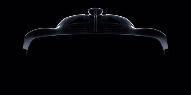 Primer Mercedes-Benz EQ eléctrico