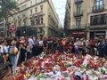 PAGE PARTICIPARA ESTE SABADO EN LA MANIFESTACION DE BARCELONA CONTRA EL TERRORISMO