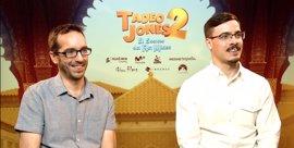 """Enrique Gato y David Alonso dirigen Tadeo Jones 2: """"Queremos devolverle al cine todo lo que nos ha dado"""""""