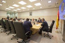 El ministre de l'Interior i la policia avaluen les mesures de reforç addicional per al nivell 4 d'alerta antiterrorista (ACN)