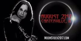 VÍDEO: Ozzy Osbourne interpreta Bark at the Moon en vivo durante el eclipse solar total en el Moonstock Festival