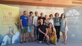 Teatro el Velador estrena en Baelo Claudia 'Las tesmoforias' de Aristófanes