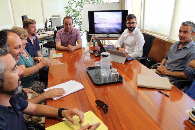 El Govern confirma que cerca de la central térmica de Ibiza no se superan los límites de contaminación