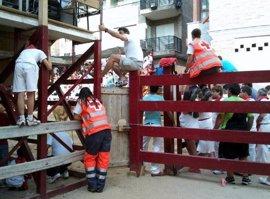 Dos ambulancias y 20 voluntarios conforman el dispositivo de Cruz Roja para fiestas de Mendavia