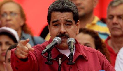 """Nicolás Maduro expresa su """"amor"""" por Cataluña apelando a la """"rebeldía"""" de su ciudadanía"""