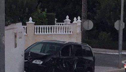 Sigue la búsqueda del conductor huido en Rojales (Alicante) cuando iba a ser identificado por la Policía Local