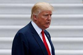 La nueva estrategia de Trump para Afganistán implicaría un aumento de los ataques aéreos de EEUU en el país