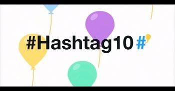 Twitter celebra 10 años del 'hashtag', el símbolo que nos ayuda a comentar y descubrir lo que pasa en el mundo