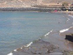 Un home mor ofegat en una platja de Gran Canària (CEDIDA)