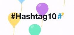 Twitter celebra 10 anys del 'hashtag', el símbol que ens ajuda a comentar i descobrir el que passa al món (TWITTER)