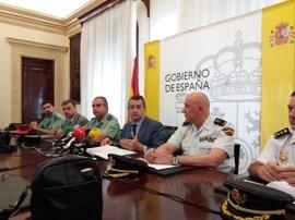 """Sanz no ve """"prudente contar a los enemigos las propuestas de seguridad"""" tras los atentados de Barcelona"""