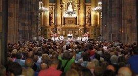 Llegan a Almáciga los primeros 6.000 euros de la Cofradía de Begoña de Bilbao