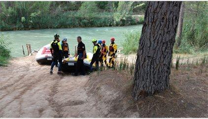 Localitzen el cos del menor desaparegut en el riu Cabriel (València)