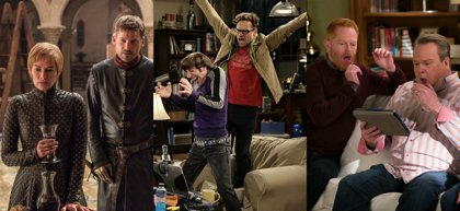 Los protagonistas de The Big Bang Theory lideran un año más la lista de actores mejor pagados de la televisión