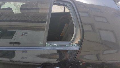Rescatado un bebé de siete meses de un coche cerrado con las llaves dentro en Huércal Overa