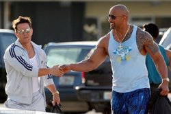 Mark Wahlberg destrona Dwayne Johnson com l'actor més ben pagat del món (PARAMOUNT PICTURES)