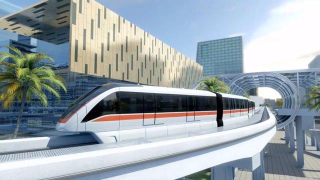 BOMBARDIER INNOVIA Monorail 300 System
