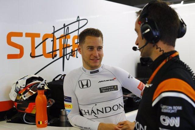 Stoffel Vandoorne en Canadá (McLaren)