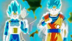 Dragon Ball Super adelanta la transformación definitiva de Goku y Vegeta en el Torneo de Poder (TOEI)